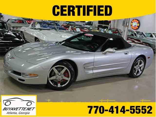 2004 Chevrolet Corvette | 947131