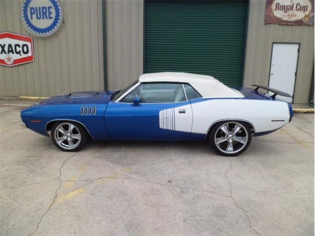 1971 Plymouth Cuda | 940715