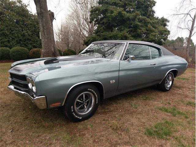 1970 Chevrolet Chevelle SS | 940716