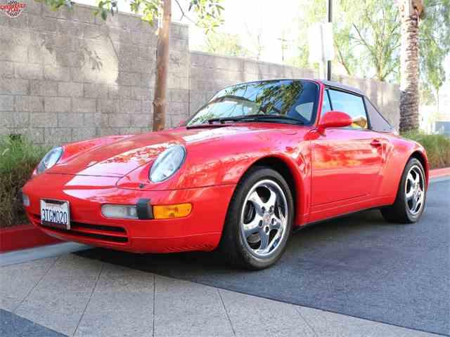 1996 Porsche 993 | 947165