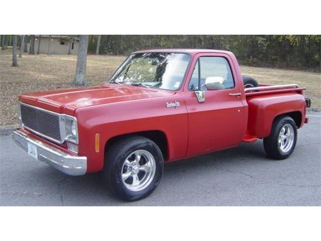 1974 Chevrolet C/K 10   947175