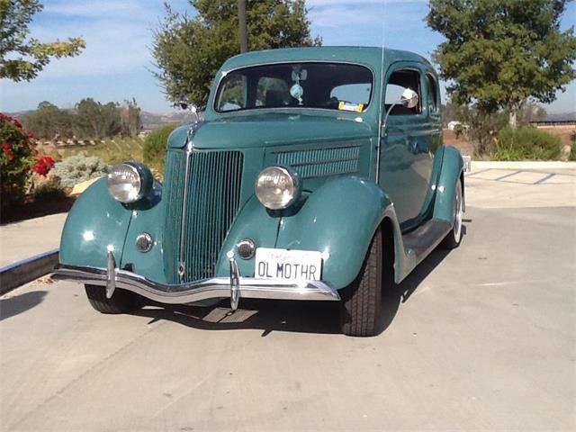 1936 Ford 2-Dr Sedan | 947178