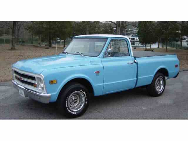 1968 CHEVROLET C10 SHOTBED | 947181