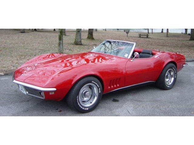 1968 Chevrolet Corvette | 947184