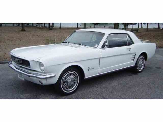 1966 Ford Mustang | 947186