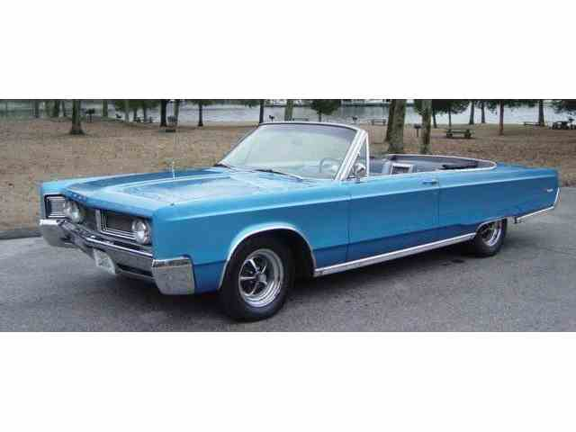 1967 Chrysler Newport | 947188