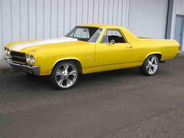 1970 Chevrolet El Camino | 947192