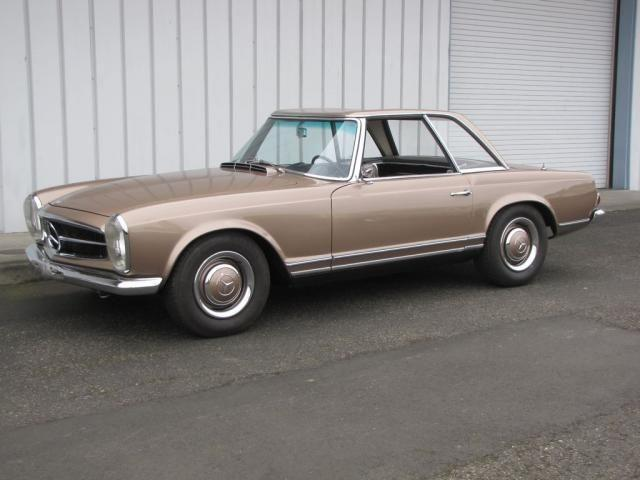 1965 Mercedes-Benz 230SL | 947194