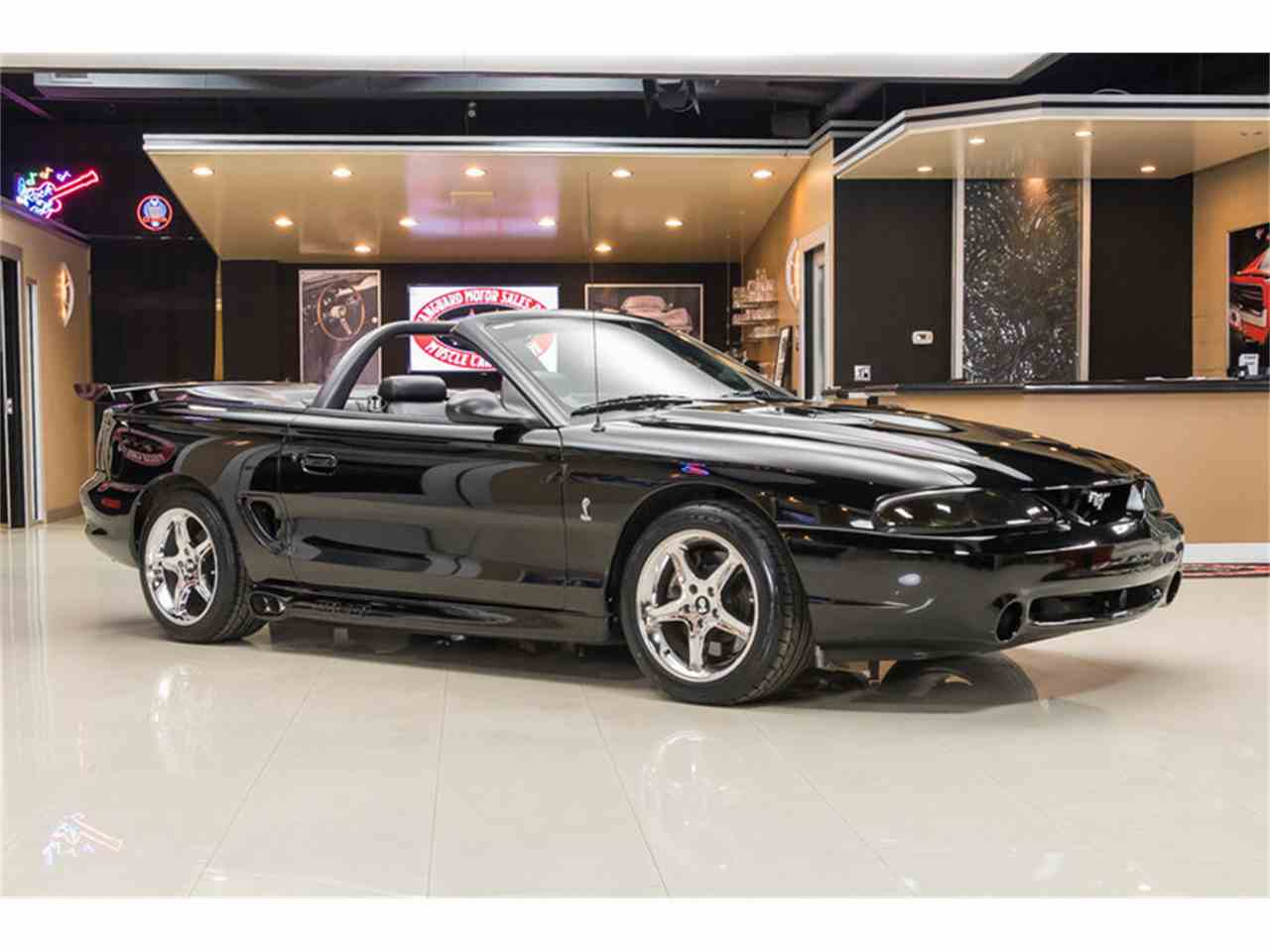 1998 Ford Mustang Svt Cobra Convertible For Sale
