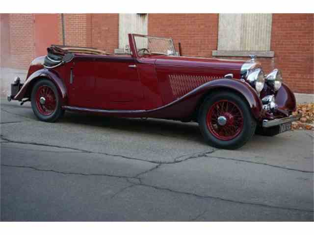 1935 Bentley 3-1/2 Litre | 947199