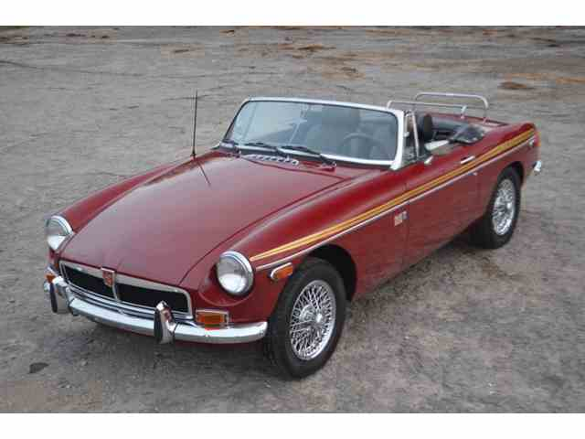 1974 MG MGB | 947204
