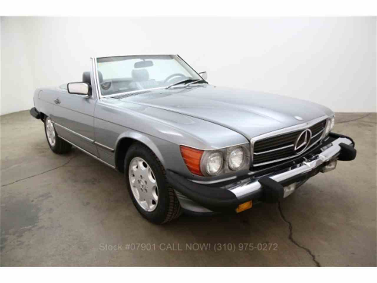 1988 mercedes benz 560sl for sale cc for Mercedes benz in beverly hills