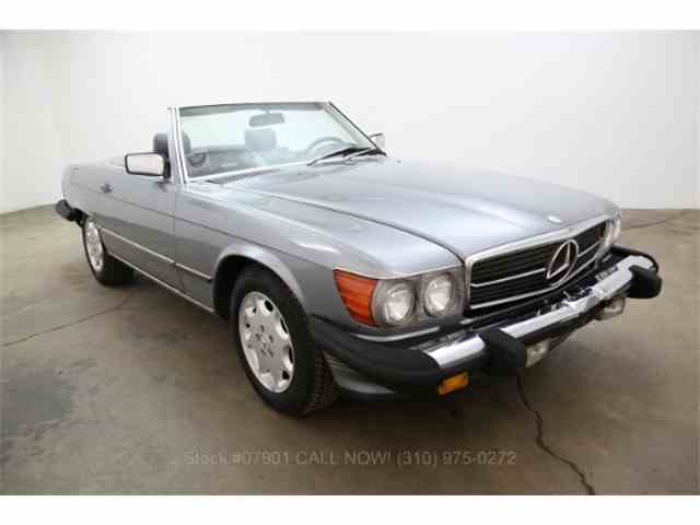 1988 Mercedes-Benz 560SL | 947213