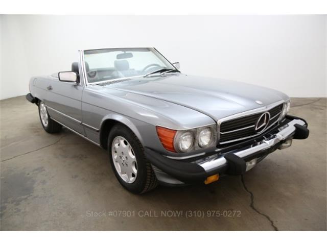 1988 Mercedes-Benz 560SL | 947213