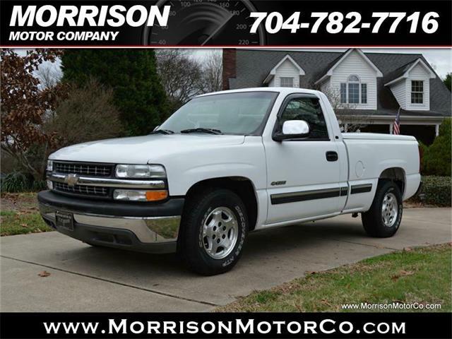 2002 Chevrolet Silverado   947226