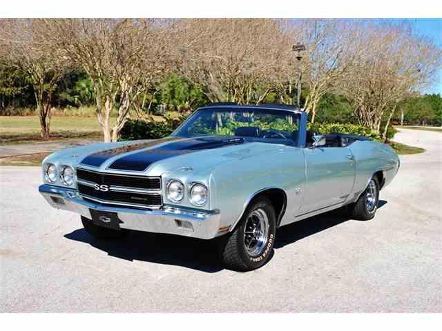 1970 Chevrolet Chevelle | 947228