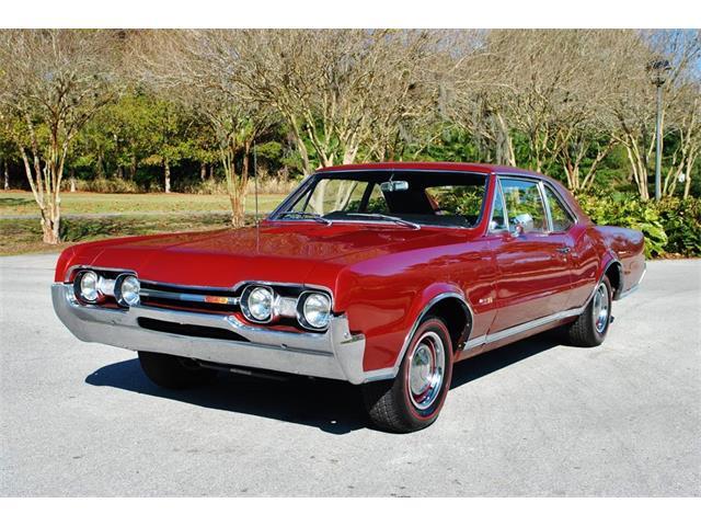 1967 Oldsmobile 442   947230