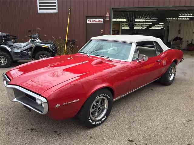 1967 Pontiac Firebird | 947236