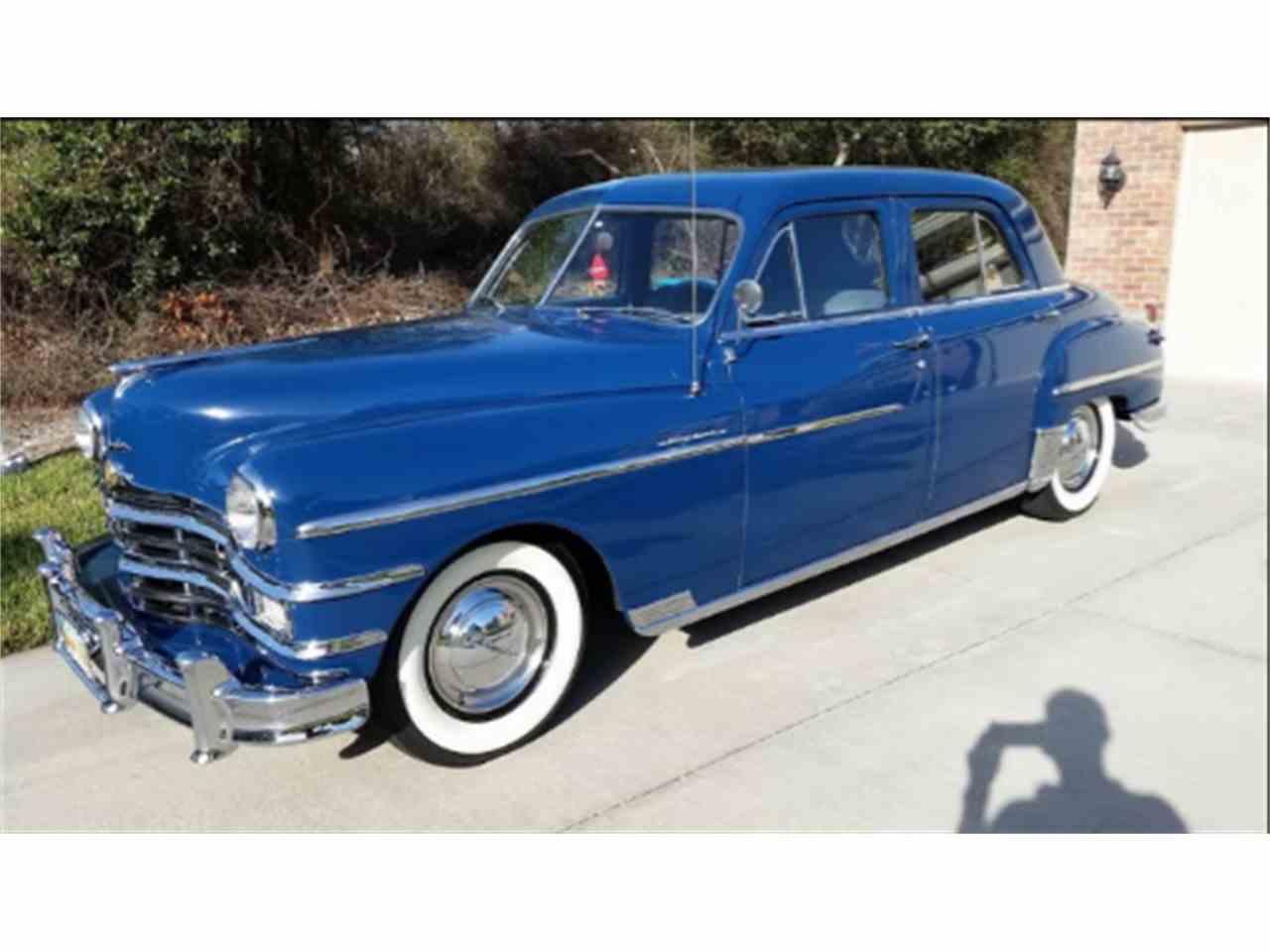 1949 Chrysler Windsor for Sale | ClassicCars.com | CC-947237