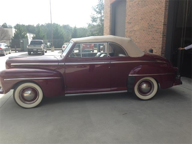 1947 Ford 2-Dr Sedan | 947238