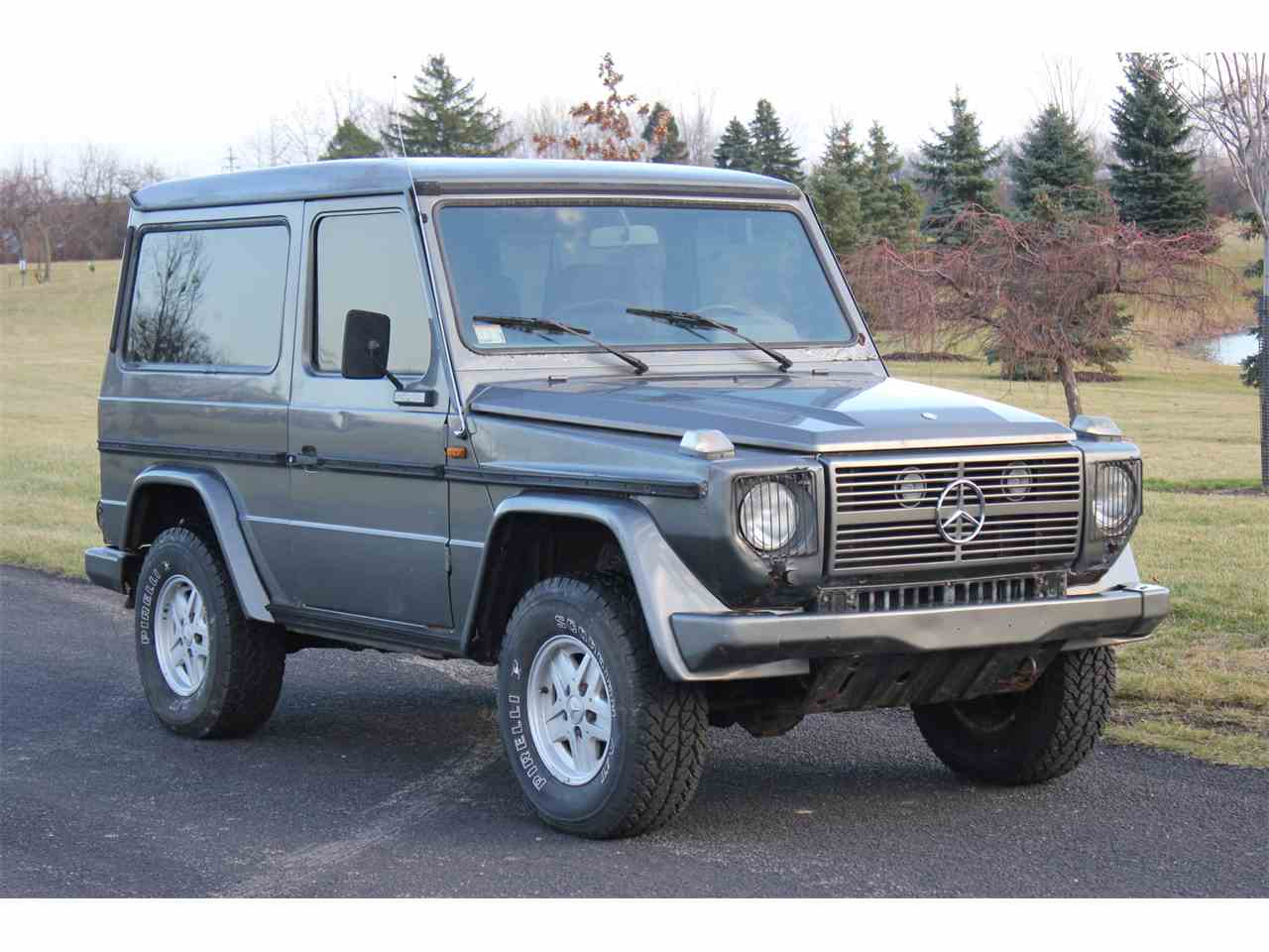 1985 mercedes benz 280ge for sale cc for Mercedes benz ohio