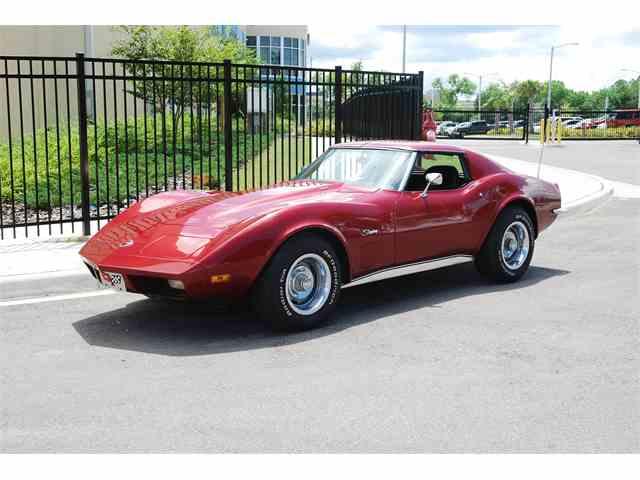 1973 Chevrolet Corvette | 947244