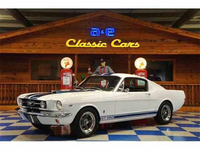 1965 Ford Mustang | 947247