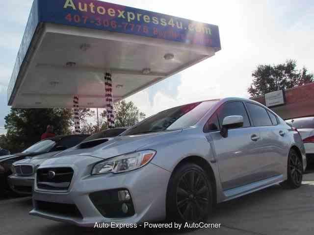 2016 Subaru wrx sedan | 947248