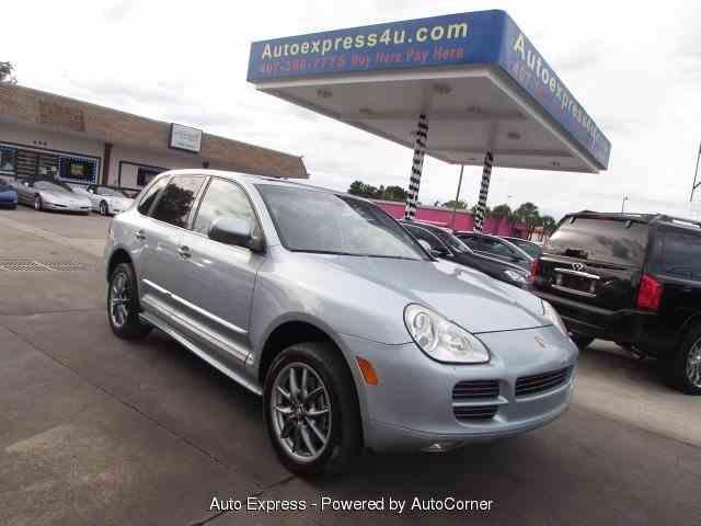 2006 Porsche Cayenne | 947253