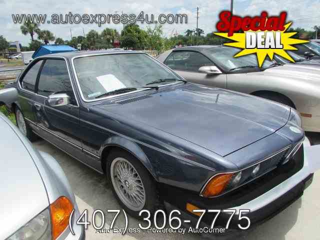 1983 BMW 633csi | 947254