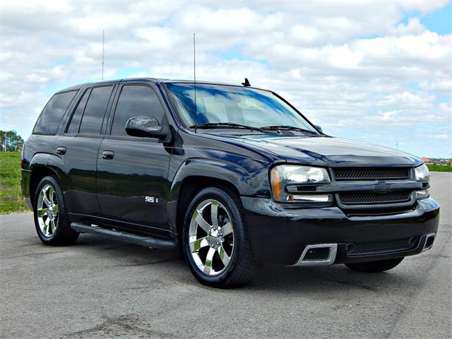 2008 Chevrolet Trailblazer | 940726