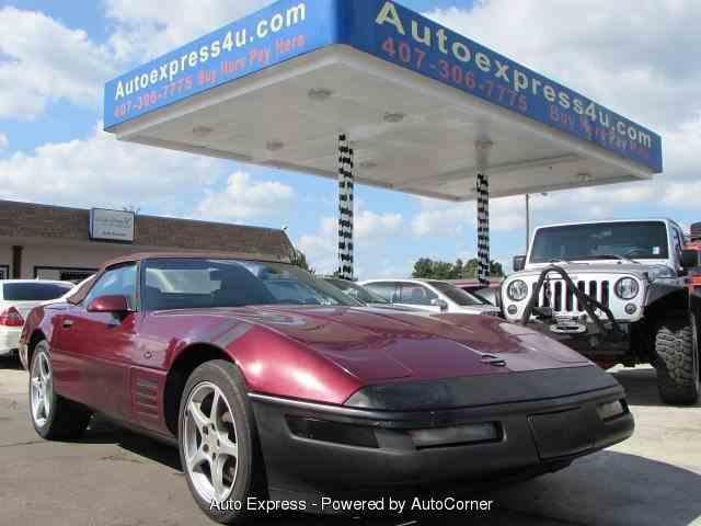 1993 Chevrolet Corvette | 947260