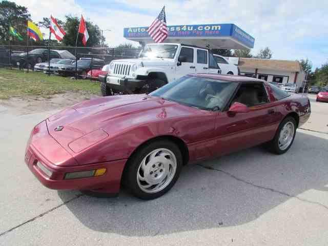 1995 Chevrolet Corvette | 947263