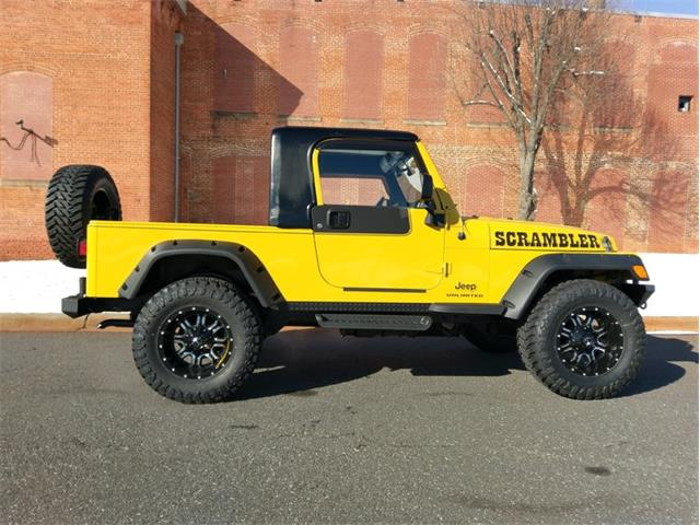 2004 Jeep Wrangler Scrambler Edition | 940727