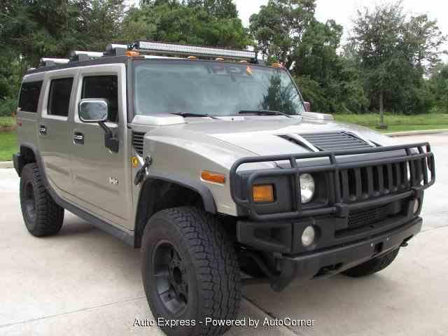 2003 Hummer H2 | 947271