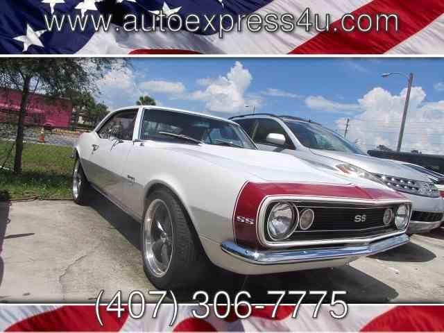 1967 Chevrolet Camaro   947278