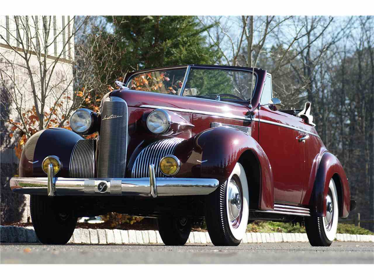 Classic LaSalle for Sale on ClassicCarscom  10 Available