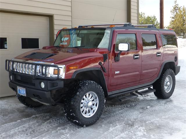2003 Hummer H2 | 947284
