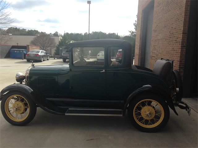 1929 Ford Model A | 947285