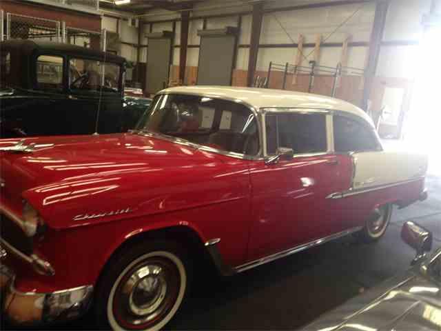1955 Chevrolet Bel Air   947288