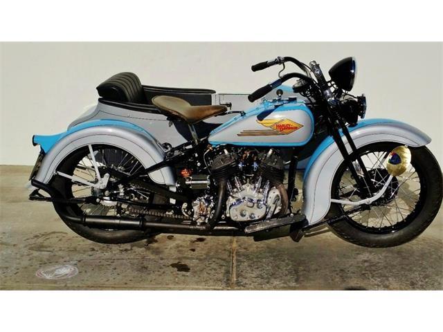 1934 Harley-Davidson RL | 940729