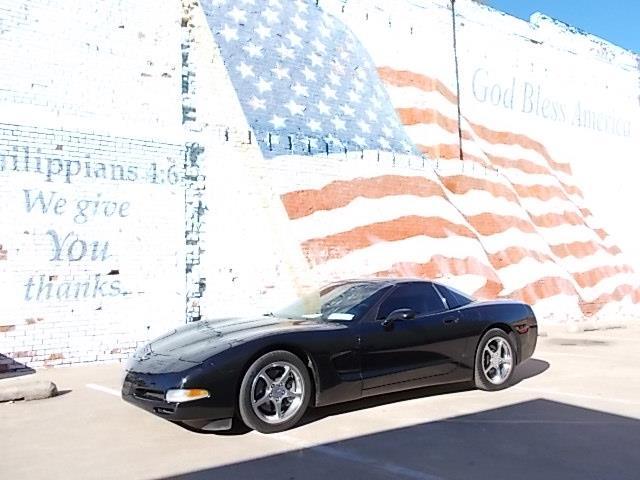 2002 Chevrolet Corvette | 947290