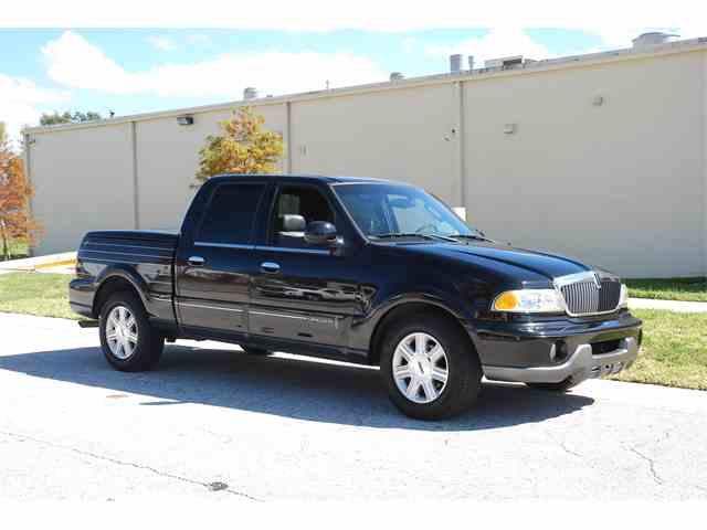 2002 Lincoln Blackwood Pickup | 947292