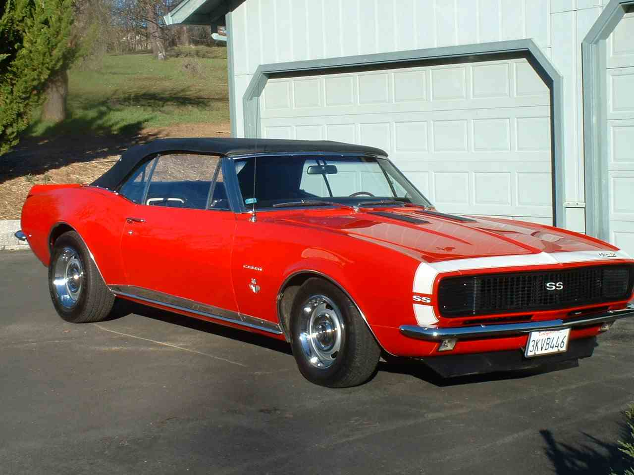 1967 Chevrolet Camaro Rs  Ss For Sale