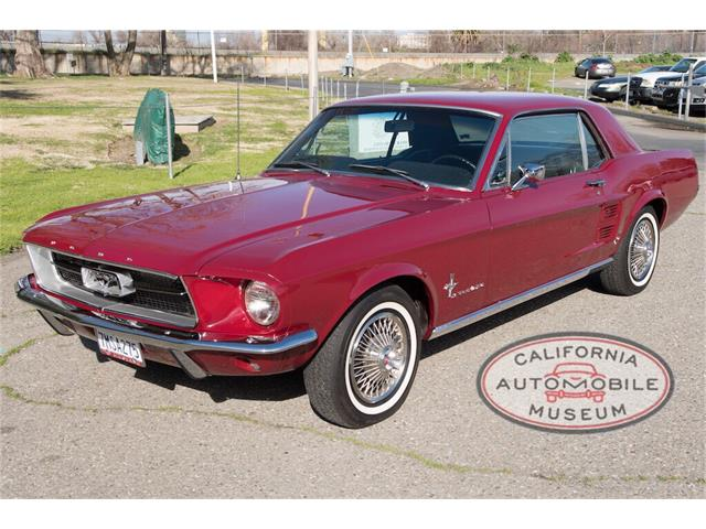 1967 Ford Mustang | 947297