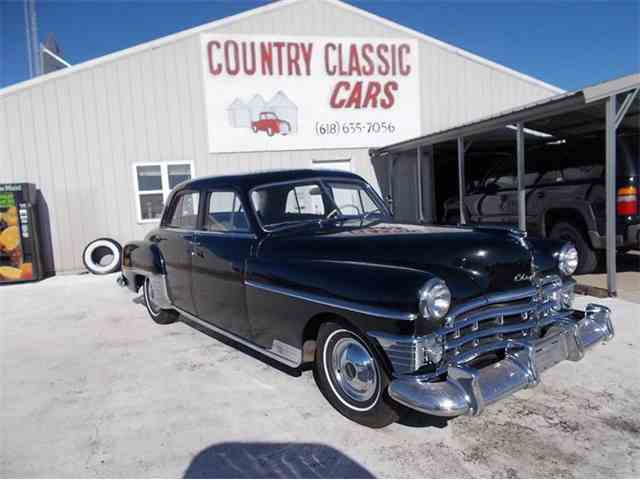 1950 Chrysler New Yorker | 947298