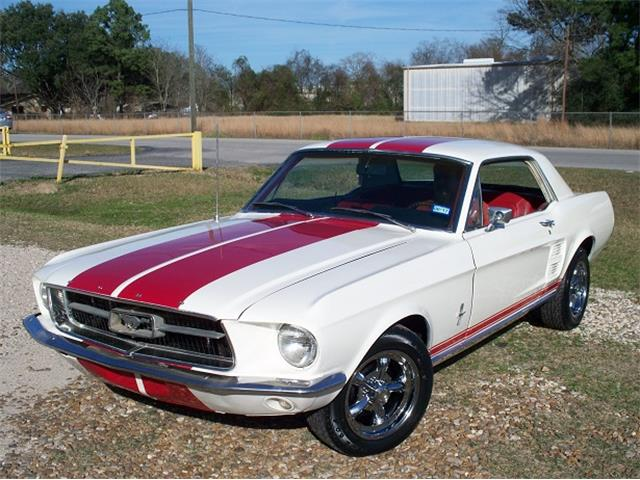 1967 Ford Mustang | 947299