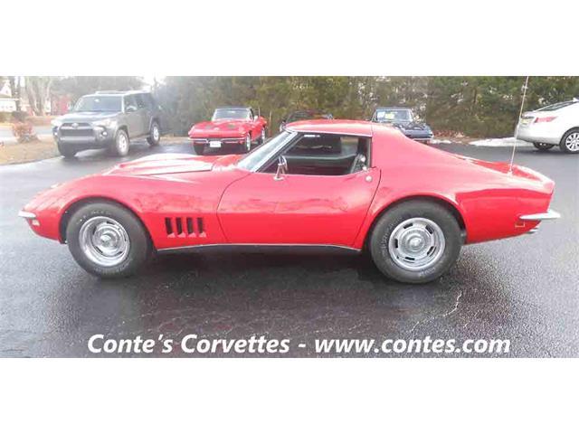 1968 Chevrolet Corvette | 947300
