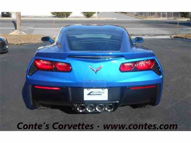 2015 Chevrolet Corvette   947302