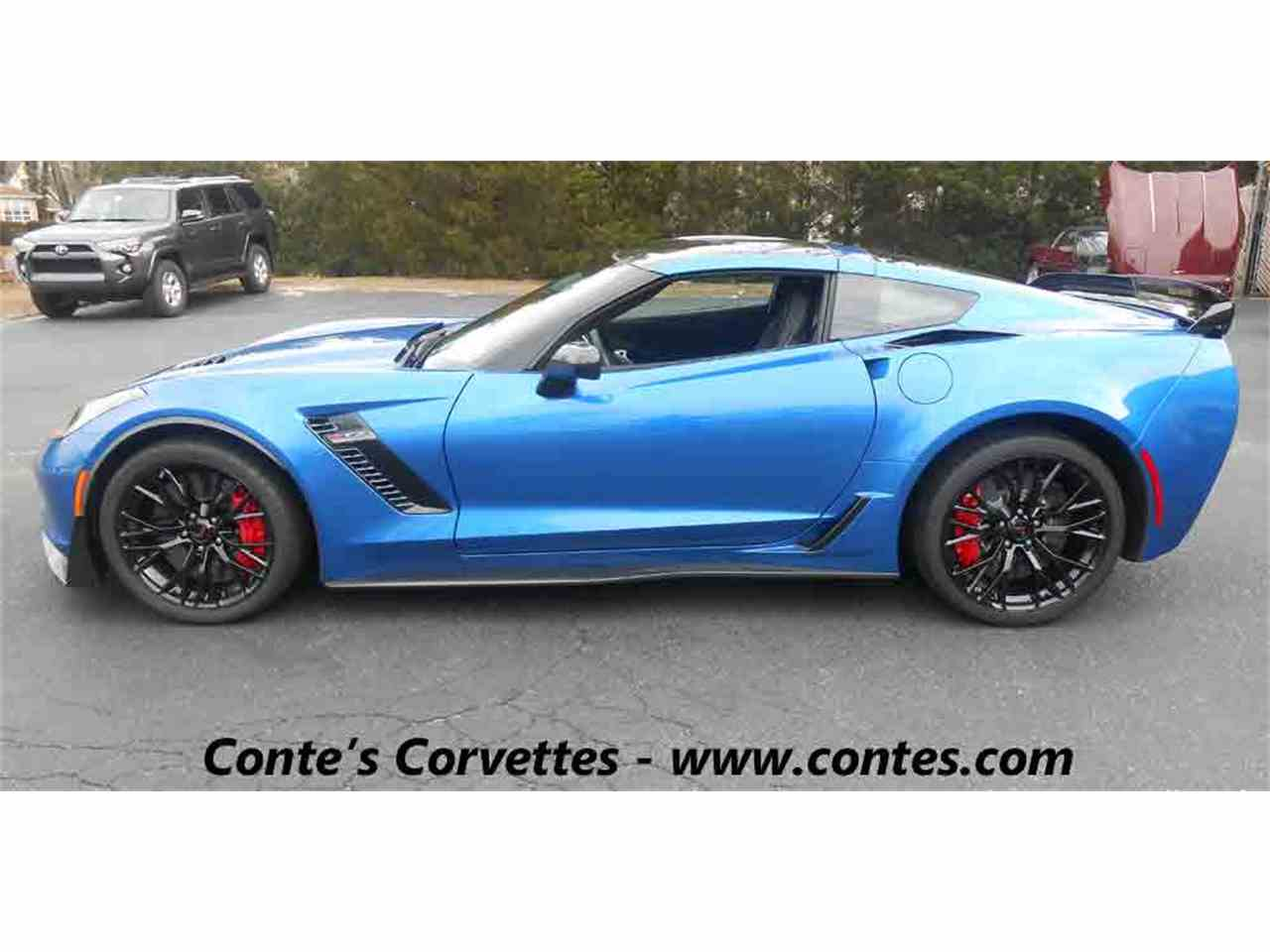 2016 chevrolet corvette z06 z07 for sale cc 947303. Black Bedroom Furniture Sets. Home Design Ideas